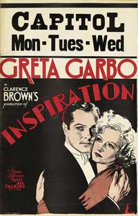 Inspiration - 27 x 40 Movie Poster - Style A