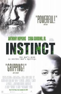 Instinct - 11 x 17 Movie Poster - Style A