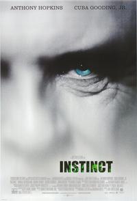 Instinct - 27 x 40 Movie Poster - Style B