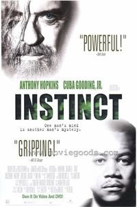 Instinct - 43 x 62 Movie Poster - Bus Shelter Style A