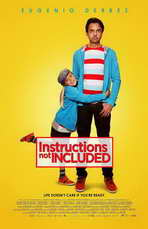"""Instructions Not Included"" Movie Poster"