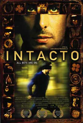 Intacto - 11 x 17 Movie Poster - Style A