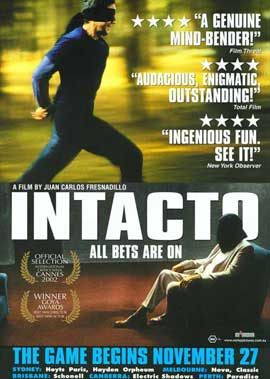 Intacto - 11 x 17 Movie Poster - Style B