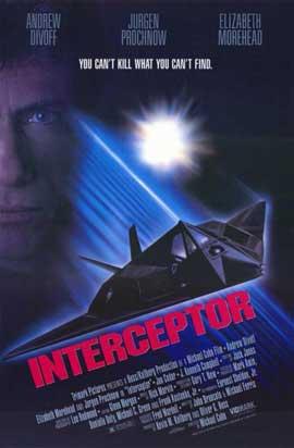 Interceptor - 11 x 17 Movie Poster - Style A