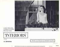 Interiors - 11 x 14 Movie Poster - Style G