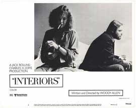 Interiors - 11 x 14 Movie Poster - Style C