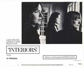 Interiors - 11 x 14 Movie Poster - Style F