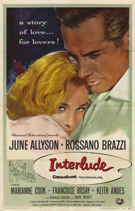 Interlude - 11 x 17 Movie Poster - Style A