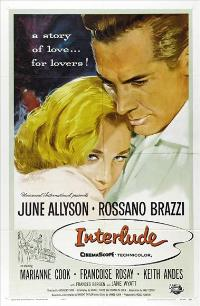 Interlude - 43 x 62 Movie Poster - Bus Shelter Style A