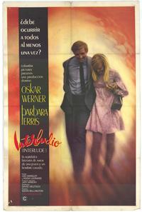 Interlude - 11 x 17 Movie Poster - Spanish Style A