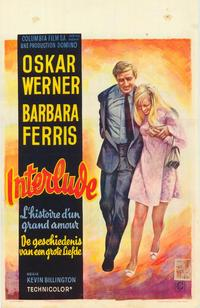 Interlude - 11 x 17 Movie Poster - Belgian Style A