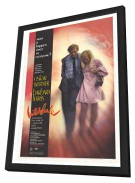Interlude - 27 x 40 Movie Poster - Style A - in Deluxe Wood Frame