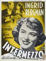 Intermezzo: A Love Story - 27 x 40 Movie Poster - Belgian Style A