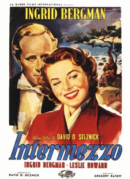 Intermezzo: A Love Story - 11 x 17 Movie Poster - Italian Style A