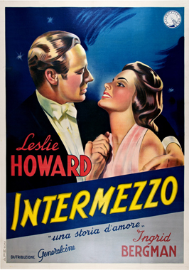 Intermezzo: A Love Story - 11 x 17 Movie Poster - Italian Style B