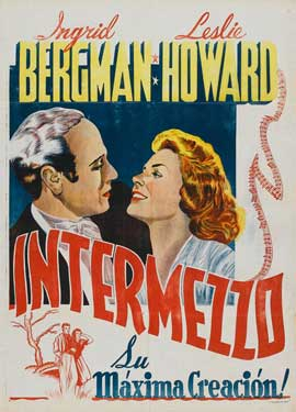 Intermezzo: A Love Story - 11 x 17 Movie Poster - Spanish Style A