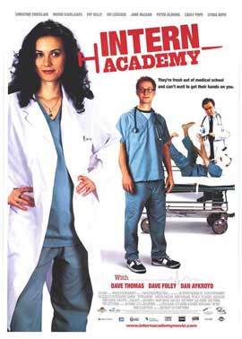 Intern Academy - 11 x 17 Movie Poster - Style A