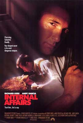 Internal Affairs - 11 x 17 Movie Poster - Style A