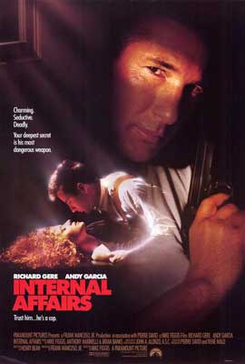 Internal Affairs - 27 x 40 Movie Poster - Style A