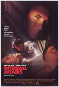 Internal Affairs - 43 x 62 Movie Poster - Bus Shelter Style A