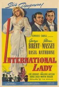International Lady - 27 x 40 Movie Poster - Style A