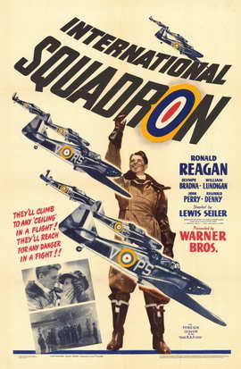 International Squadron - 11 x 17 Movie Poster - Style A