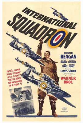 International Squadron - 27 x 40 Movie Poster - Style A