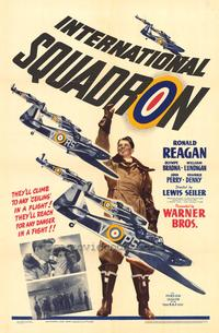International Squadron - 43 x 62 Movie Poster - Bus Shelter Style A