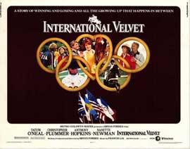 International Velvet - 11 x 14 Movie Poster - Style A