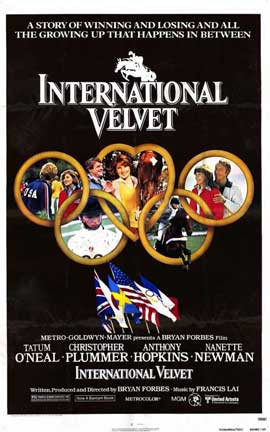 International Velvet - 11 x 17 Movie Poster - Style B