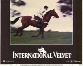 International Velvet - 11 x 14 Movie Poster - Style B