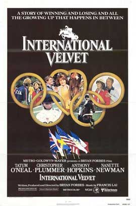 International Velvet - 27 x 40 Movie Poster - Style B