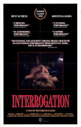 Interrogation - 11 x 17 Movie Poster - Style A