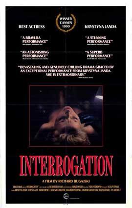Interrogation - 27 x 40 Movie Poster - Style B