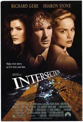Intersection - 11 x 17 Movie Poster - Style A