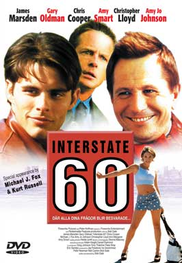 Interstate 60: Episodes of the Road - 11 x 17 Movie Poster - Style B