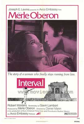Interval - 11 x 17 Movie Poster - Style A