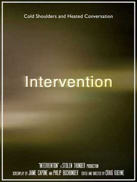 Intervention - 11 x 17 Movie Poster - Style A