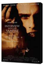 Interview with the Vampire - 27 x 40 Movie Poster - Style A - Museum Wrapped Canvas