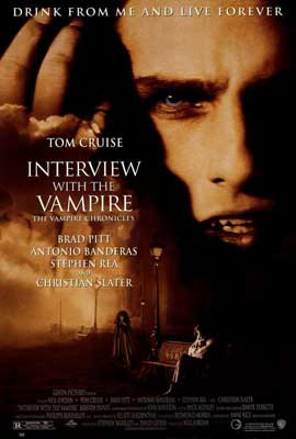 Interview with the Vampire - 27 x 40 Movie Poster - Style A