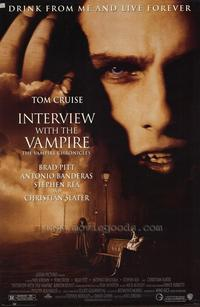 Interview with the Vampire - 43 x 62 Movie Poster - Bus Shelter Style A
