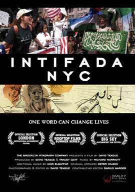 Intifada NYC - 11 x 17 Movie Poster - Style A