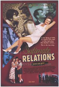 Intimate Relations - 43 x 62 Movie Poster - Bus Shelter Style A