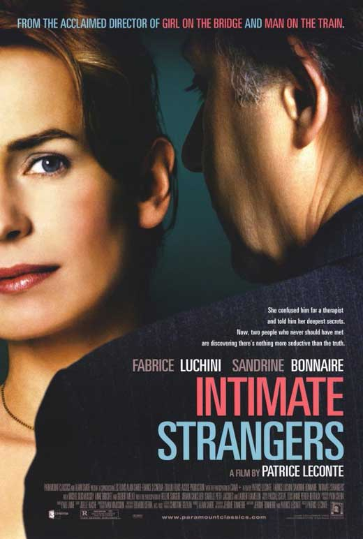 The Intimate Stranger movie