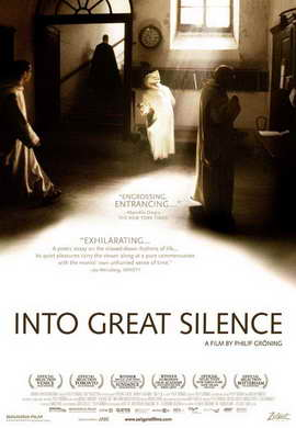Into Great Silence - 11 x 17 Movie Poster - Style A