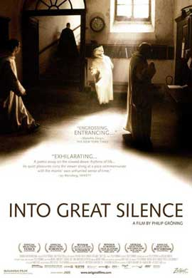 Into Great Silence - 27 x 40 Movie Poster - Style A