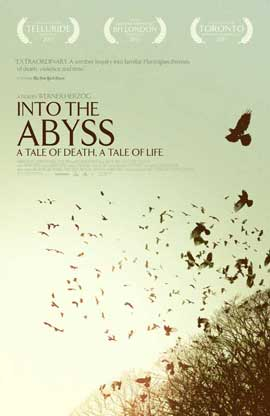 Into the Abyss - 11 x 17 Movie Poster - Style A