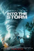 """Into the Storm"" Movie Poster"