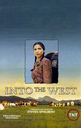 Into the West - 11 x 17 Movie Poster - Style B