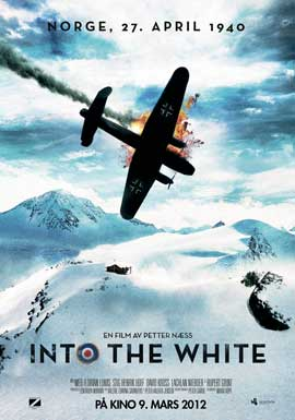 Into the White - 27 x 40 Movie Poster - Norwegian Style A